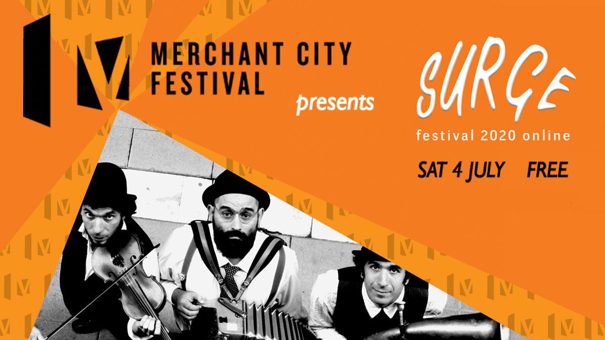 Surge Festival Merchant City Festival Glasgow - Que faire à Glasgow ce week-end du 3 au 5 juillet